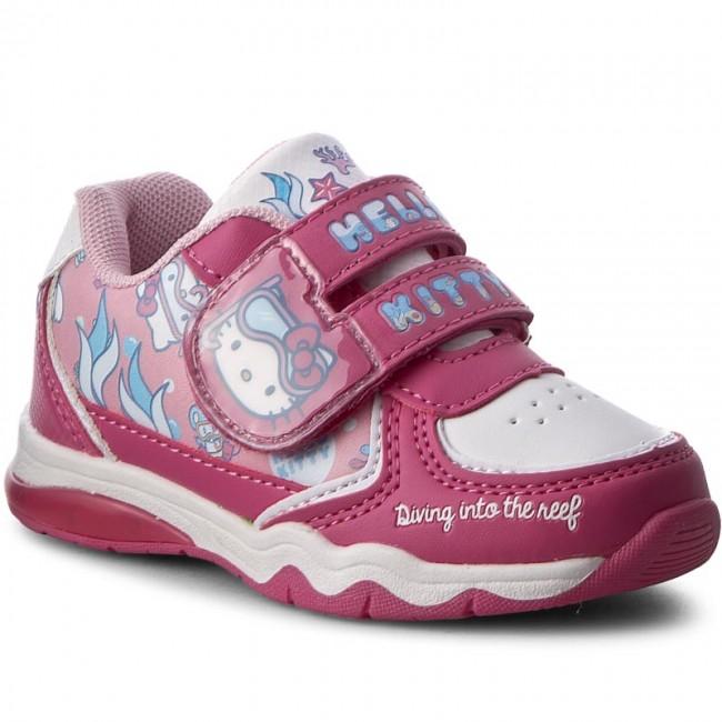 Shoes HELLO KITTY - CP23-5571HK Różowy Ciemny