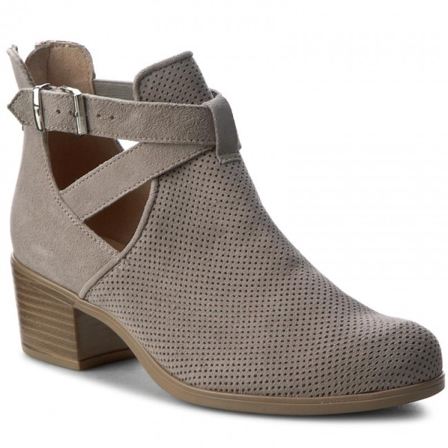 Boots LASOCKI - GUSTA-01 Grey
