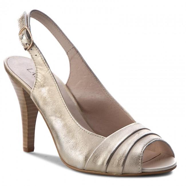 Sandals LASOCKI - 669-11 Gold