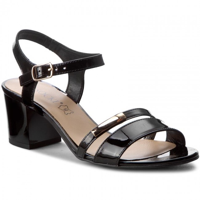 Sandals LASOCKI - 70761-04 Black