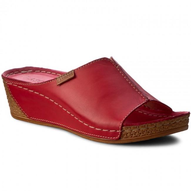 Slides LASOCKI - 1817-02A Red
