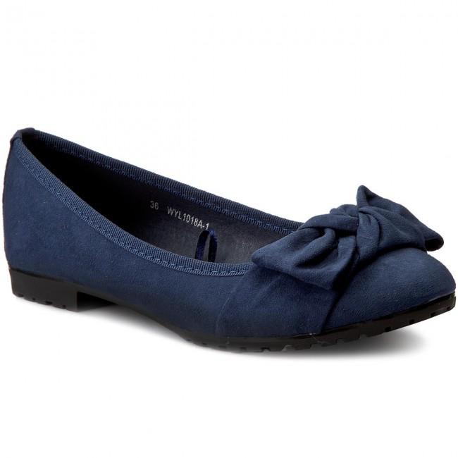Shoes JENNY FAIRY - WYL1018A-1 Navy Blue