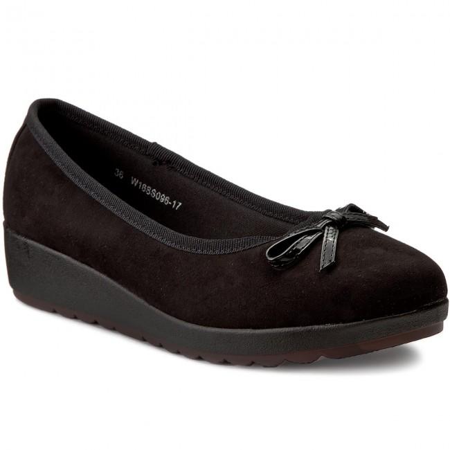 Shoes CLARA BARSON - W16SS096-17 Black