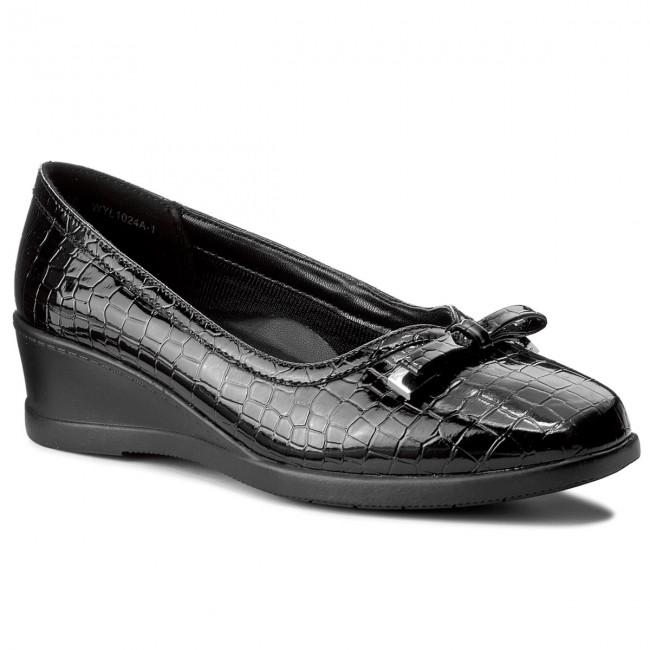 Shoes CLARA BARSON - WYL1024A-1 Black