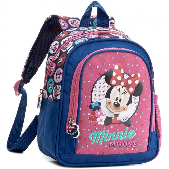 Backpack MINNIE MOUSE - PL10MM16 Navy Blue