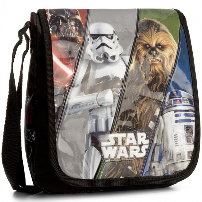 Bag STAR WARS - TRASW16 Black