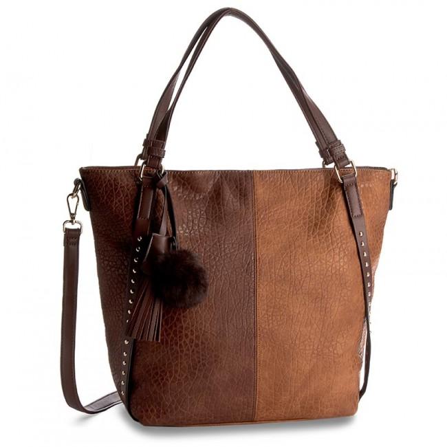 Handbag JENNY FAIRY - RC11882  Brown