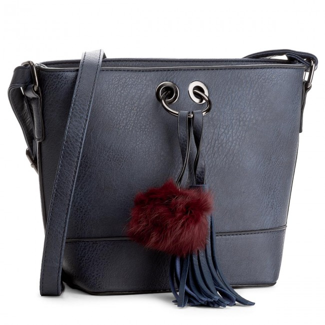 Handbag JENNY FAIRY - RC11897 Navy Blue