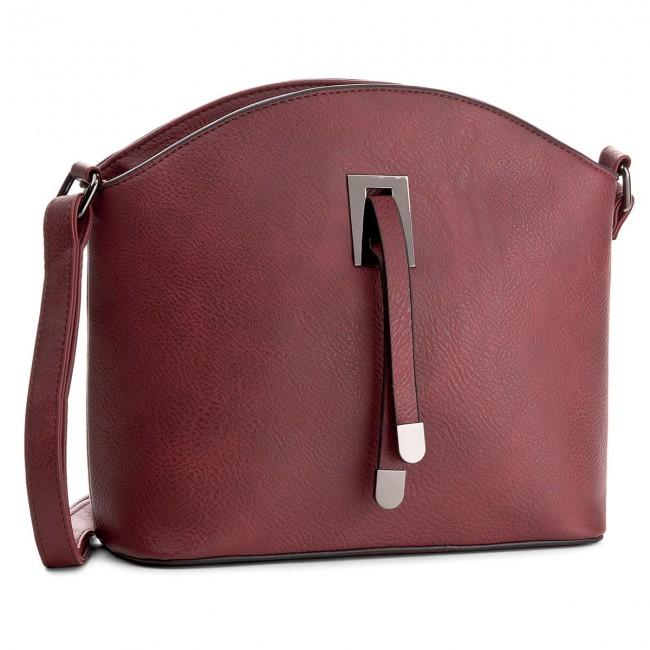 Handbag JENNY FAIRY - RC12166 Dark Red