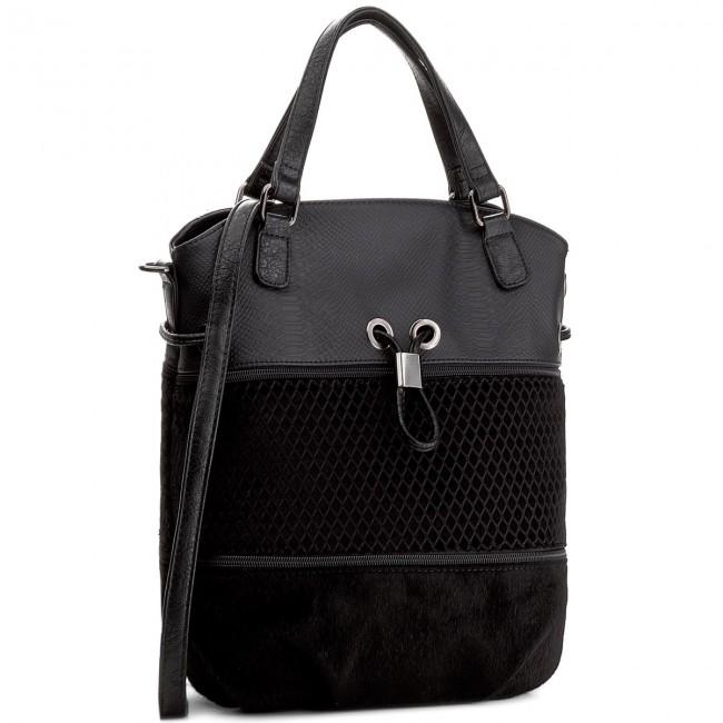 Handbag JENNY FAIRY - RC12216 Black