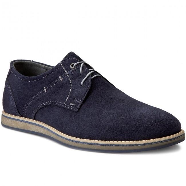 Shoes LASOCKI FOR MEN - NE-224 Navy Blue