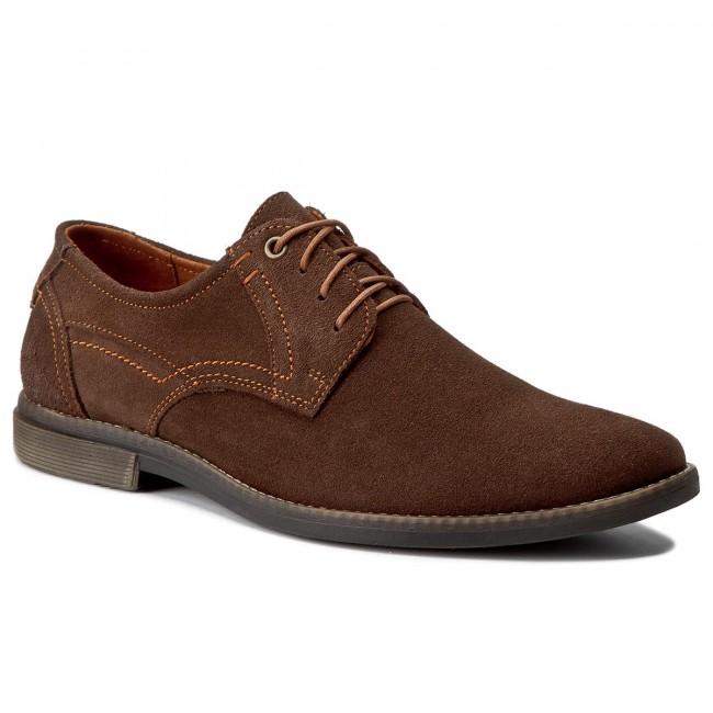 Shoes LASOCKI FOR MEN - NE-223 Brown