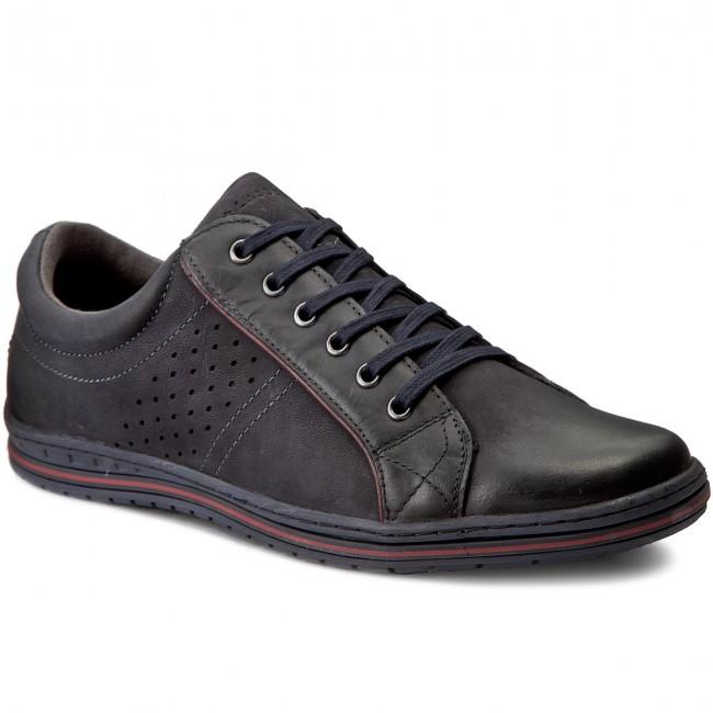 Shoes LASOCKI FOR MEN - MI08-C273-323-02 Navy Blue