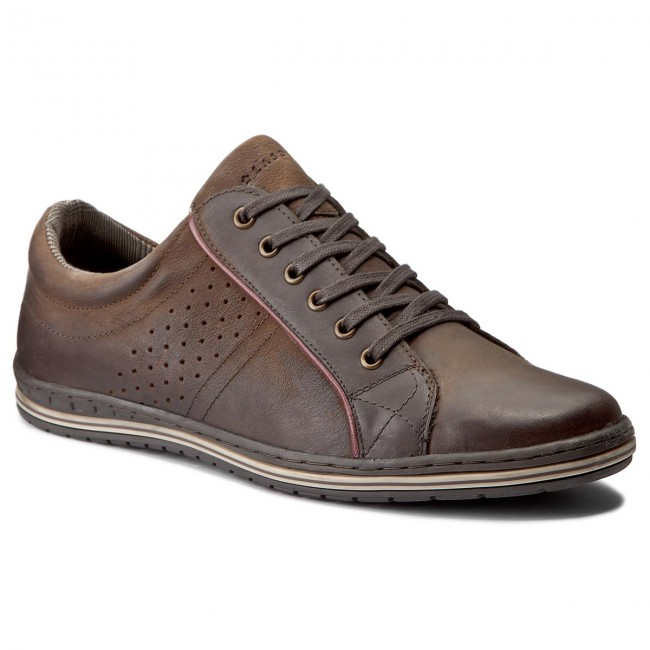 Shoes LASOCKI FOR MEN - MI08-C273-323-02 Brown