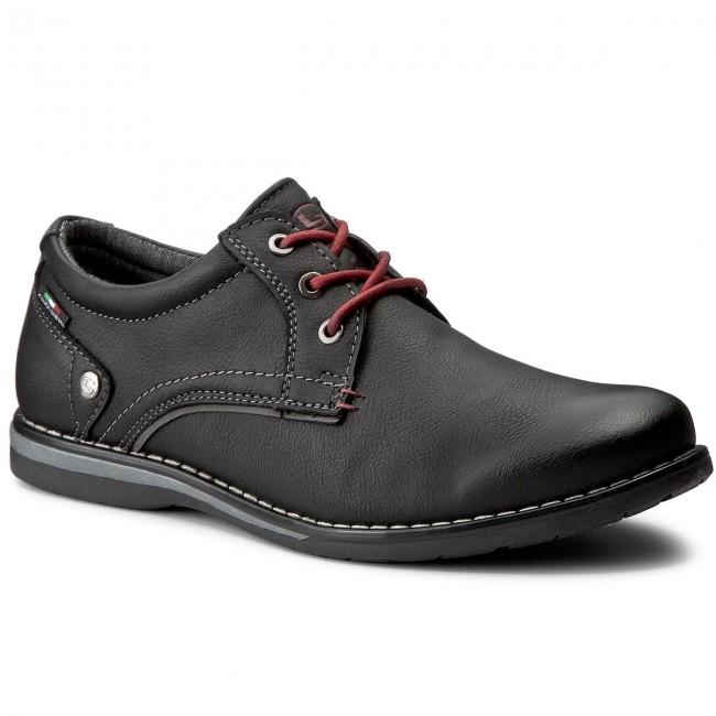 Shoes GINO LANETTI - MP07-15624-06 Black