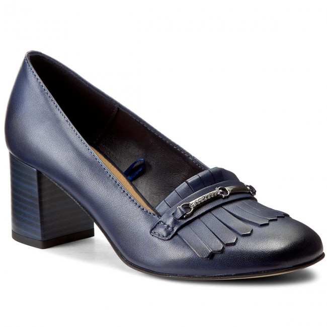 Shoes LASOCKI - 059-01 Navy Blue