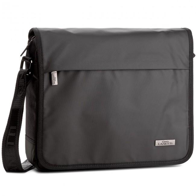Laptop Bag GINO LANETTI - RM0296 Czarny 1