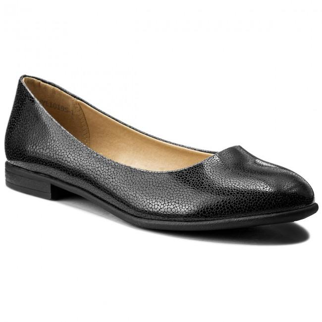 Flats CLARA BARSON - WYL1019S-1 Black