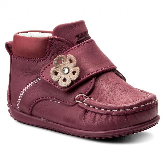 Boots LASOCKI KIDS - CI12-MOCCA-37A Różowy Ciemny