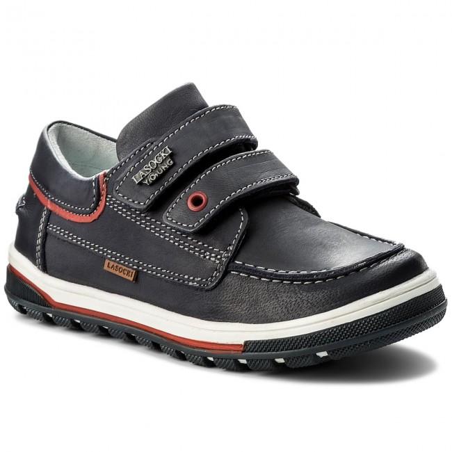 Shoes LASOCKI YOUNG - CI12-2790-31 Navy Blue