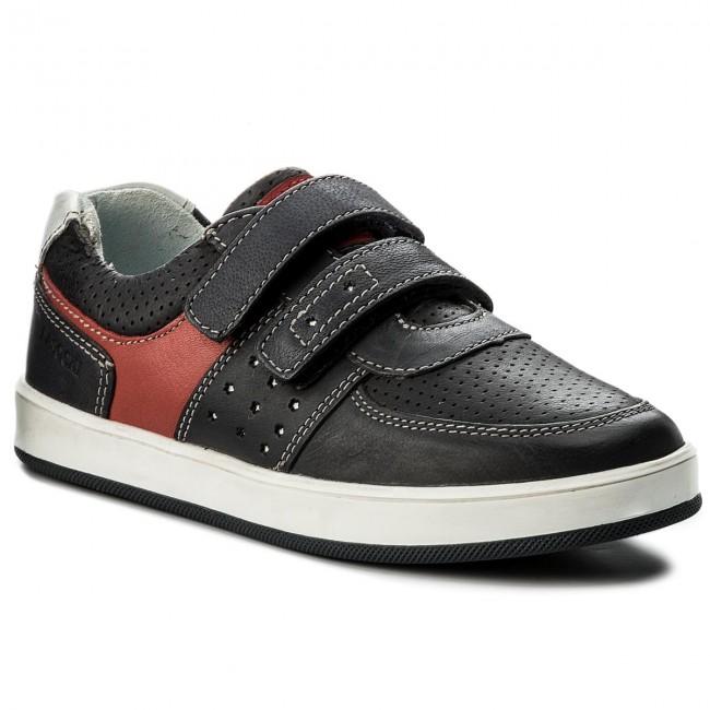 Shoes LASOCKI YOUNG - CI12-2921-02 Navy Blue