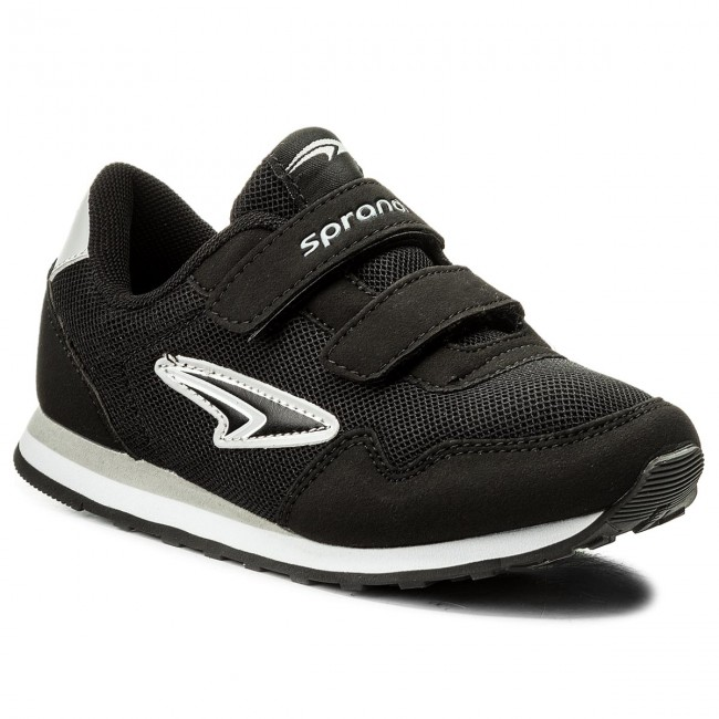 Sneakers SPRANDI - CP23-15777-02 Czarny/Szary