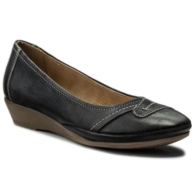 Shoes LASOCKI - WI23-SALEM-16 Granatowy 1