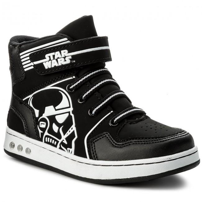 Boots STAR WARS - CP23-5580-1LC Black