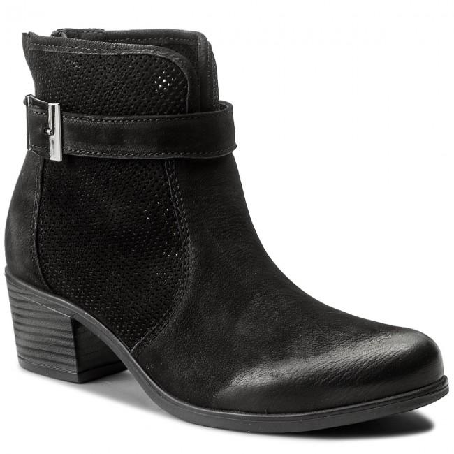 Boots LASOCKI GUSTA 02 Black