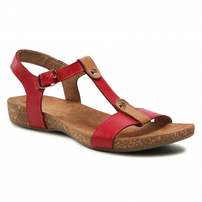 Sandals LASOCKI - 1883-01 Czerwony 1