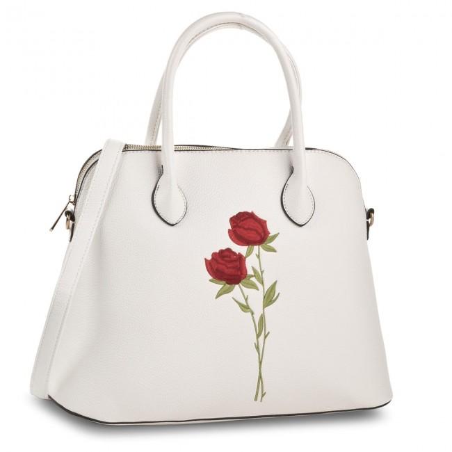 Handbag JENNY FAIRY - RC13380 White