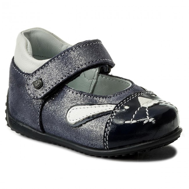Shoes LASOCKI KIDS - CI12-MOCCA-64 Navy Blue