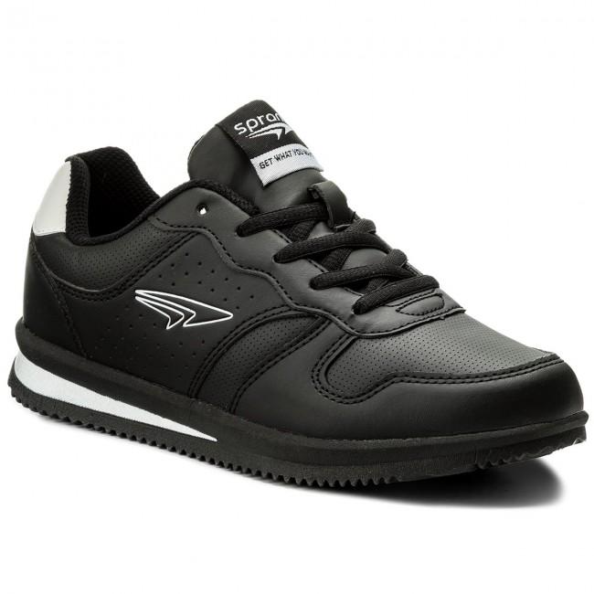 Sneakers SPRANDI - WP07-17081-01 Black