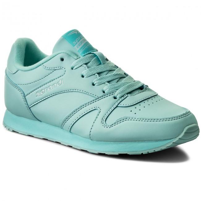 Sneakers SPRANDI - WP49-7322 Zielony Jasny