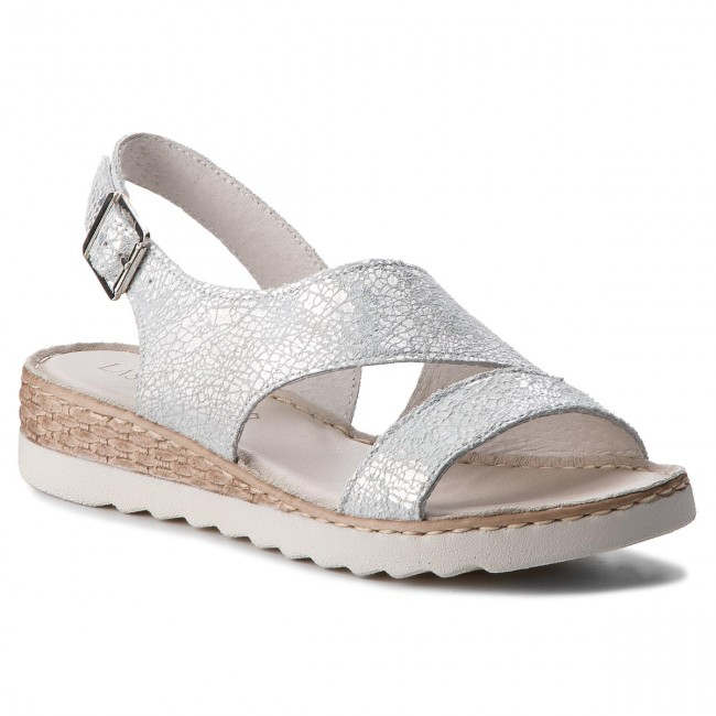 Sandals LASOCKI - H476 Biały