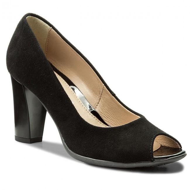 Shoes LASOCKI - WMA-015CP Black