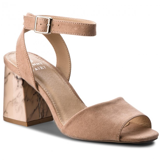 Sandals JENNY FAIRY - LS4488-01A Beżowy