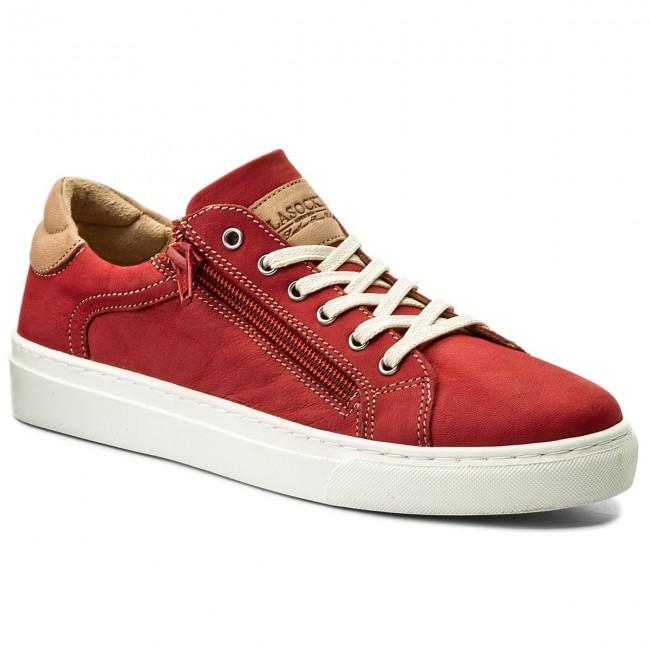 Shoes LASOCKI - WI12-RASTA-01 Red