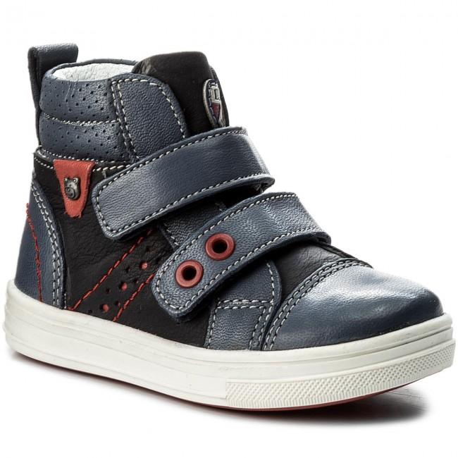 Boots LASOCKI KIDS - CI12-2906-01 Granatowy 1