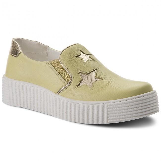 Shoes LASOCKI - WI23-PIETRA-13 Żółty Jasny