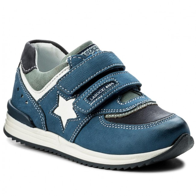 Sneakers LASOCKI KIDS - CI12-2757-07 Niebieski/Granatowy