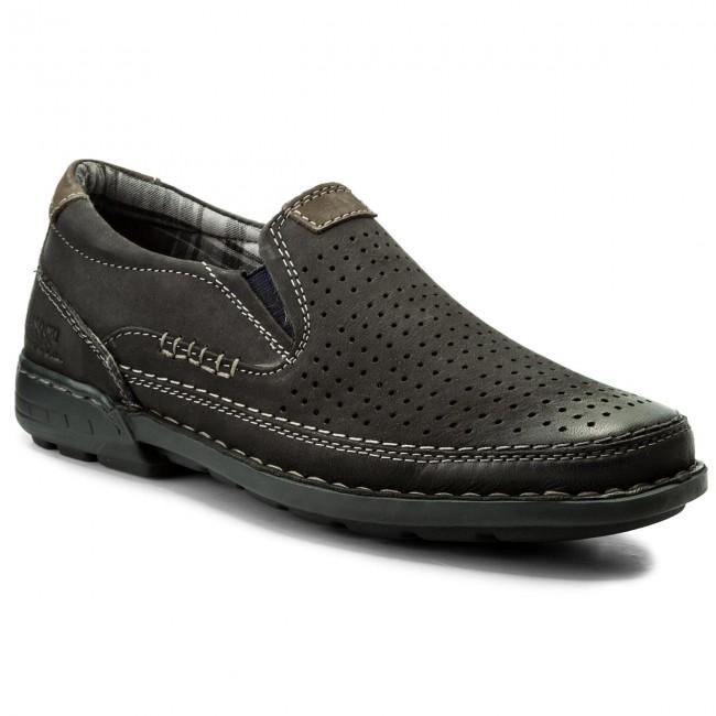 Shoes LASOCKI FOR MEN - MI229-17281 Granatowy1