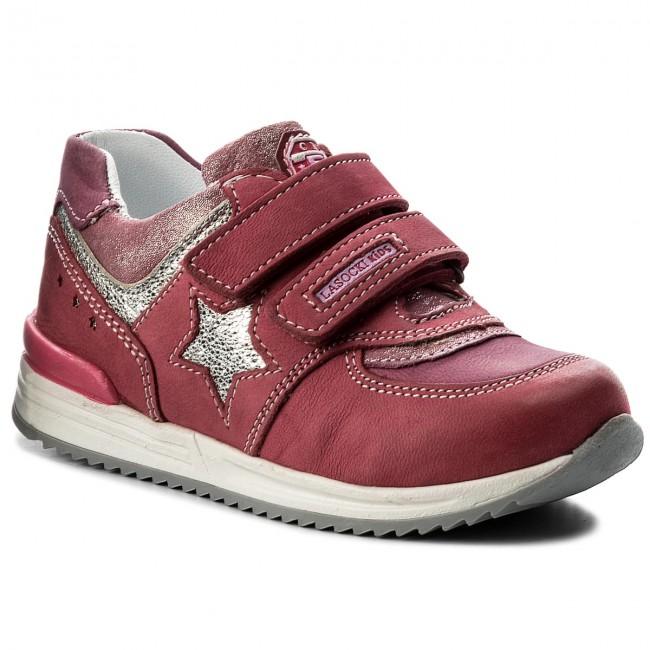 Sneakers LASOCKI KIDS - CI12-2757-07 Różowy Ciemny