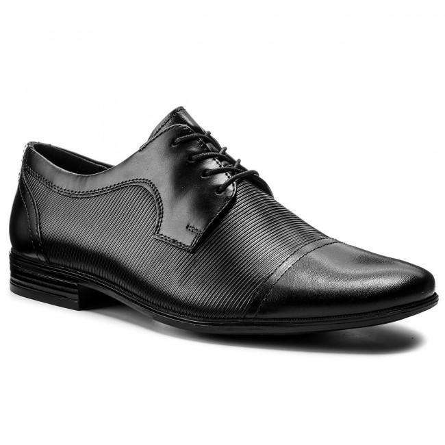 Shoes LASOCKI FOR MEN - MI08-C344-382-08 Black