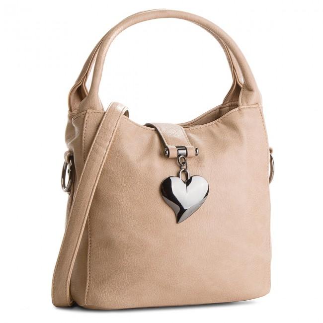 Handbag JENNY FAIRY - RC11808  Beżowy Ciemny