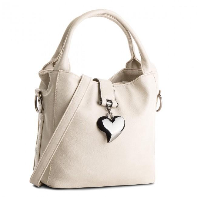 Handbag JENNY FAIRY - RC11808 Szary Jasny