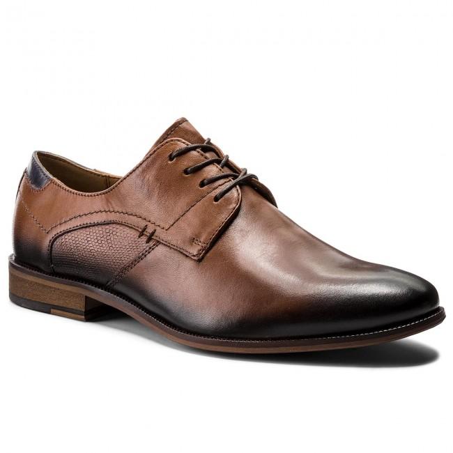 Shoes LASOCKI FOR MEN - MI08-C354-391-01 Brown