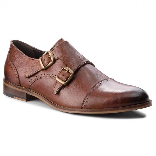 Shoes LASOCKI FOR MEN - MI08-C355-392-02 Brown