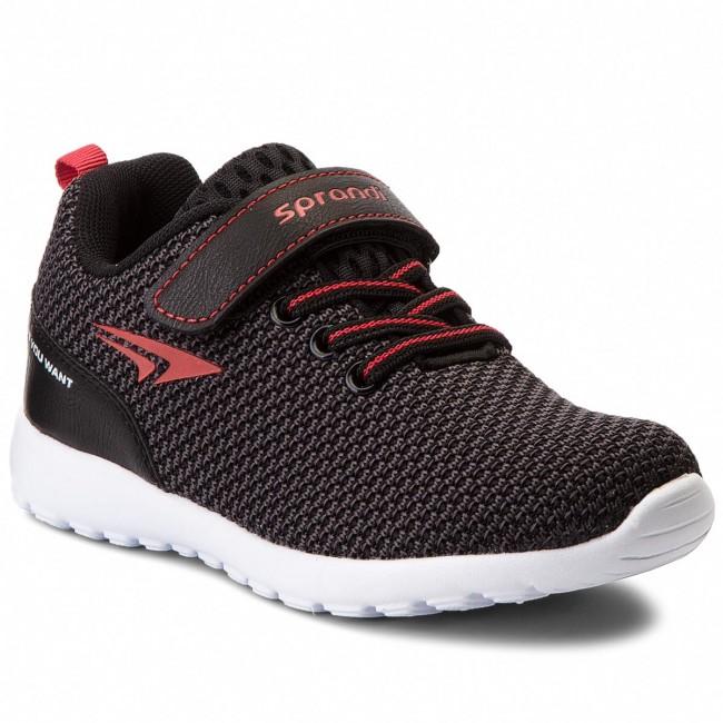 Shoes SPRANDI - CP44-5130 Black