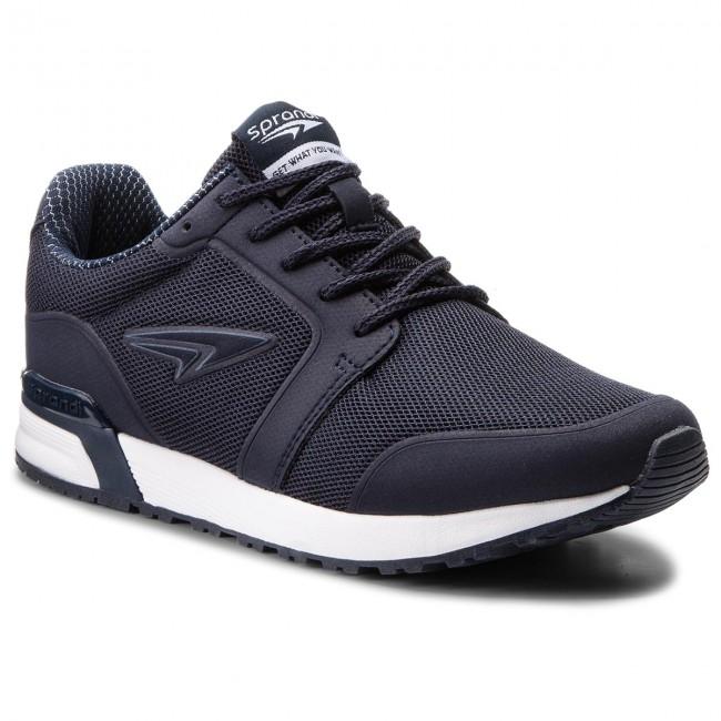 Sneakers SPRANDI - MP07-17079-01 Navy Blue